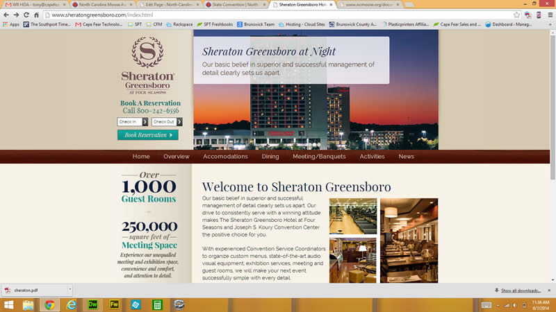 Sheraton Four Seasons